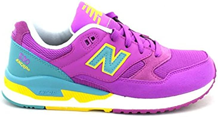 New balance 530 Elite Edition Pinball, Rosa (Morado), 36: Amazon.es: Zapatos y complementos