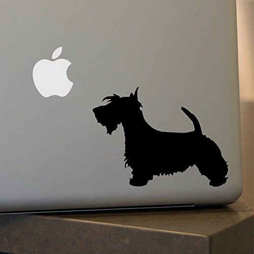 Scottish Terrier Decal Sticker Laptop product image