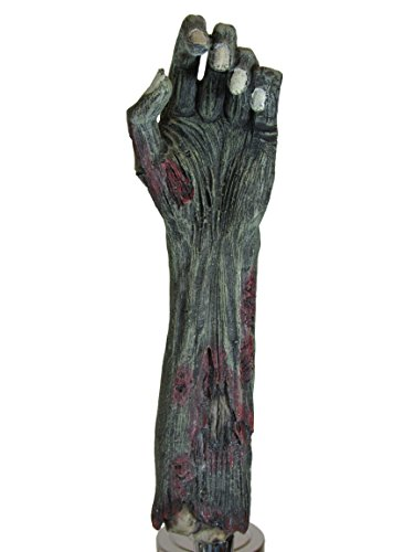 Realistic Zombie Arm Beer Tap Handle Sports Bar Kegerator Resin Breweriana