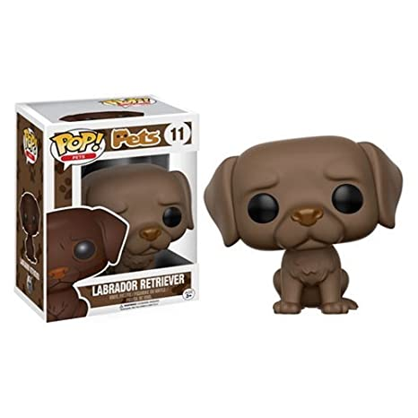 Pop Chocolate Vinyl Vinyl--Pets Labrador Retriever Pop