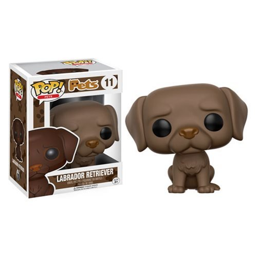 Pop! Pets Chocolate Labrador Retriever Pop! Vinyl Figure for sale  Delivered anywhere in USA