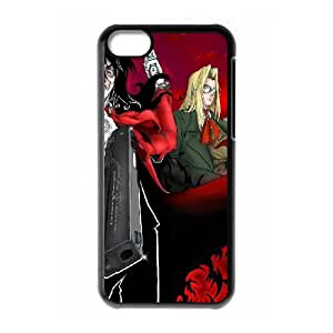 Hellsing iPhone 5c Cell Phone Case Black 91INA91314796