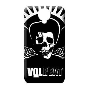 samsung galaxy s4 mobile phone carrying skins Tpye Classic shell style volbeat