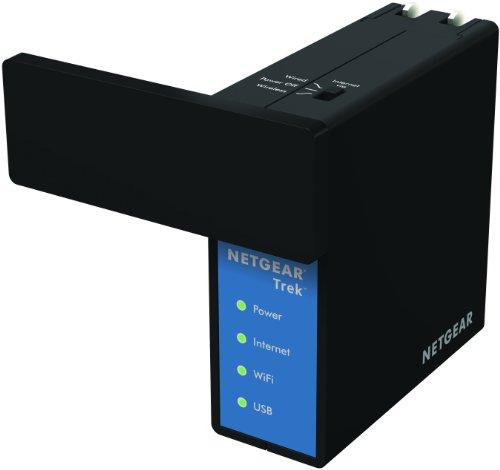 Netgear PR2000 Trek PR2000-100EUS wireless Router (300Mbps, USB 2.0)