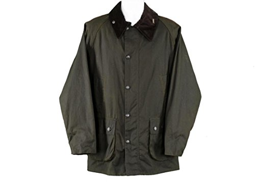 Barbour Cotton Coat - 4