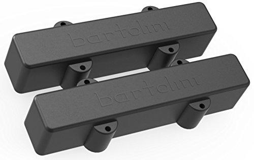 Bartolini 57J1L/S 5 string J-bass pair