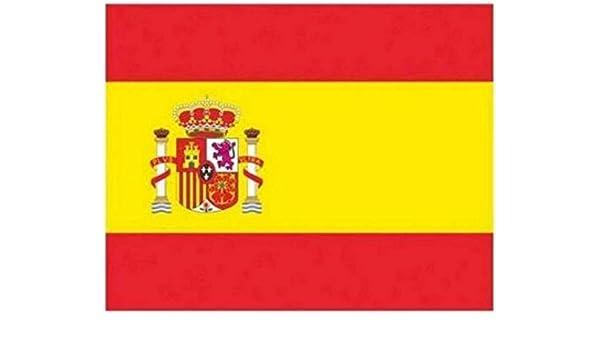 Bandera de España náutica, para barco: Amazon.es: Deportes y aire libre