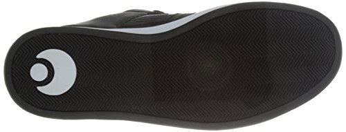 OSIRIS Skate Shoes SCRIPT BLACK/BLACK/WHITE Size 12
