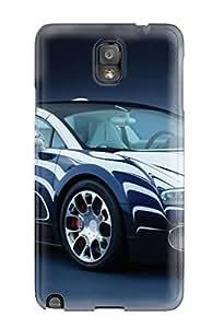 New Style New Cute Funny Bugatti Veyron Case Cover/ Galaxy Note 3 Case Cover 5154038K26762959