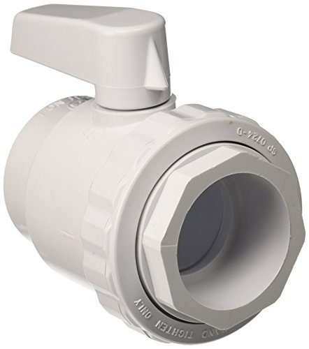 Hayward SP0724S Trimline Deluxe 2-Way Ball Valve