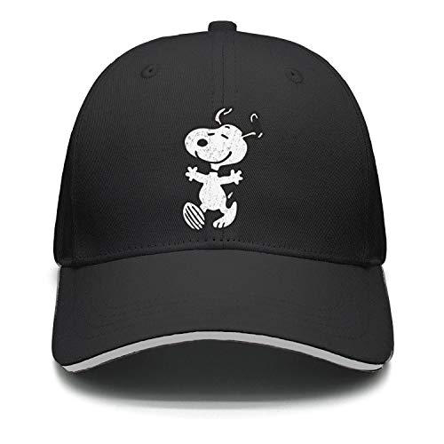 TablincoT Baseball Cap Cartoon Logo Adjustable Strapback Dad hat Unisex Trucker Hat Cotton -
