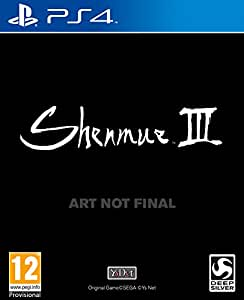 Deep Silver Shenmue III Básico PlayStation 4 - Juego (PlayStation 4, Aventura / RPG)