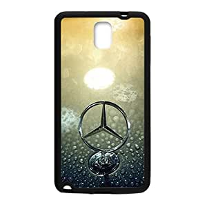 Benz sign fashion cell phone case for Samsung Galaxy Note3