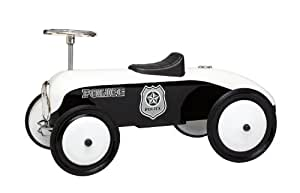 Morgan Cycle Police Car Foot to Floor Children Ride-On Scoot-Ster