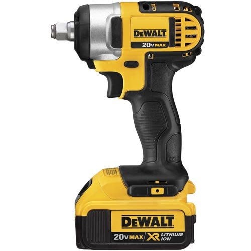 DEWALT DCF880HM2 20-volts MAX Lithium-Ion Impact Wrench