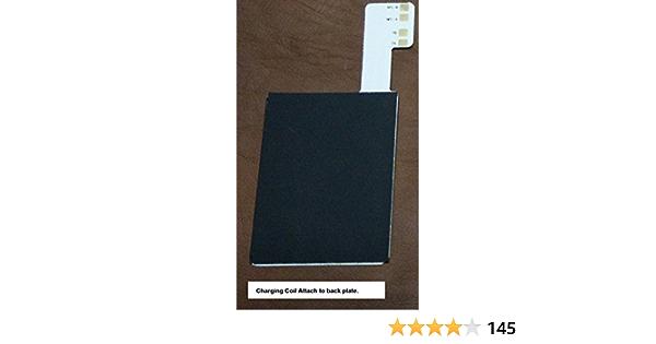 LG G3 Adaptador de batería de Carga inalámbrica, Antena NFC, Receptor de Carga Qi
