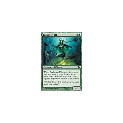 Farhaven Elf Magic the Gathering Shadowmoor