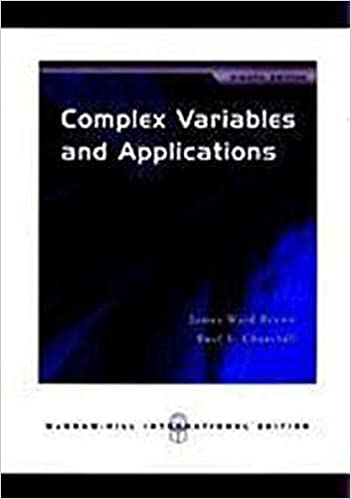 Complex Variables and Applications 9789339205157 Engineering at amazon