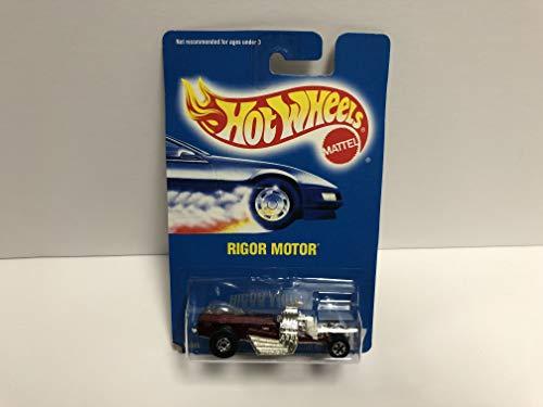Rigor Motor HOT WHEELS 30 Years 1968-1998 Commemorative diecast 1/64 scale