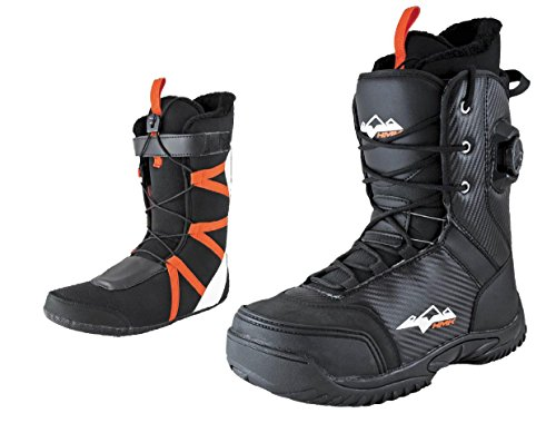 Men's Boots (Black, Size 10) (Xr Pro Boots)