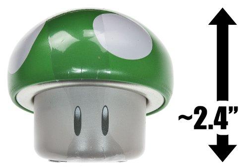 Mario Mushroom Sour Candy Tin Pack - Candy Nintendo Mushroom
