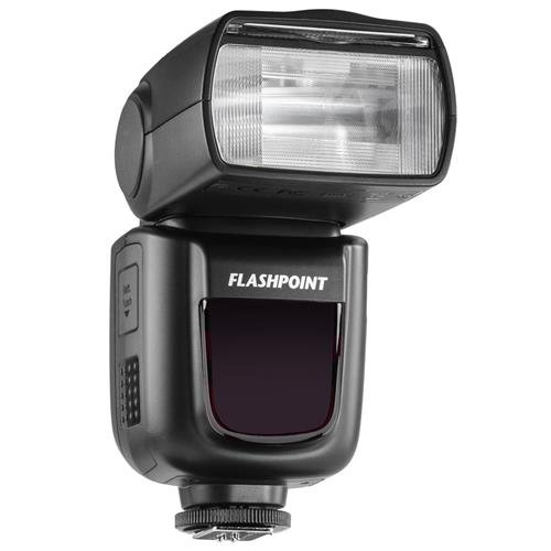 - Flashpoint Zoom Li-on Manual R2 On-Camera Flash Speedlight (V850II)