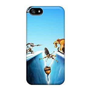 Rosesea Custom Personalized Cases Covers For Iphone 5 5s Strong Protect Cases - Cartoon Movie 2014 Design