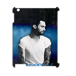 C-EUR Adam Levine Pattern 3D Case for iPad 2,3,4 by icecream design