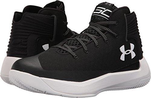 Under Armour Curry 3 Basketballschuh Herren Schwarz / Weiß / Weiß