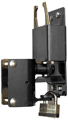 Koch Industries 4076023 Gate Latch 2-Way Lockable