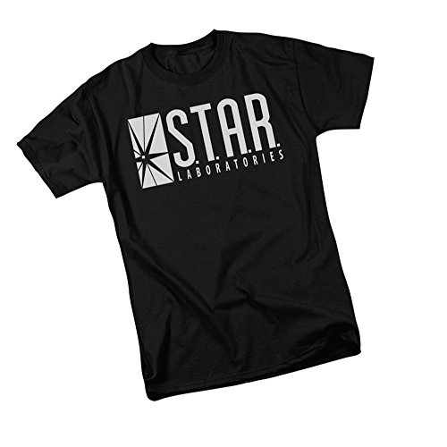 S.T.A.R. Laboratories Logo -- CW's The Flash TV Show Youth T-Shirt, Youth Medium (100 The Show Tv)