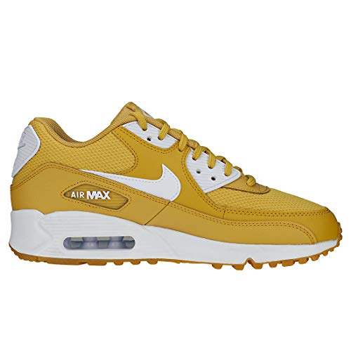 White Brown Light Femme 701 Gold de Max 90 Chaussures Wheat Gum Air White Beige Gymnastique Multicolore WMNS Nike Rq6f77