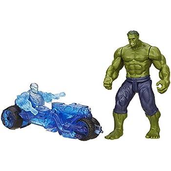 Marvel Avengers Age of Ultron Hulk Vs. Sub-Ultron 003 2.5-inch Figure Pack