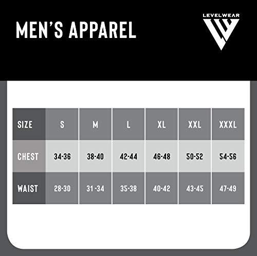 Levelwear LEY9R Jasper Crew Legacy Jock Tab Shirt
