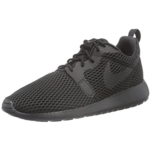 buy online 330bc f3340 80%OFF NIKE ROSHE ONE HYPERFUSE BR 833826-001 Black Cool Grey WOMEN S SHOE