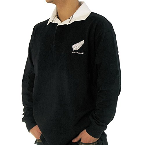 Mens New Zealand All Blacks Rugby Shirt Size: Small - 2 X-Large (XX-Large)