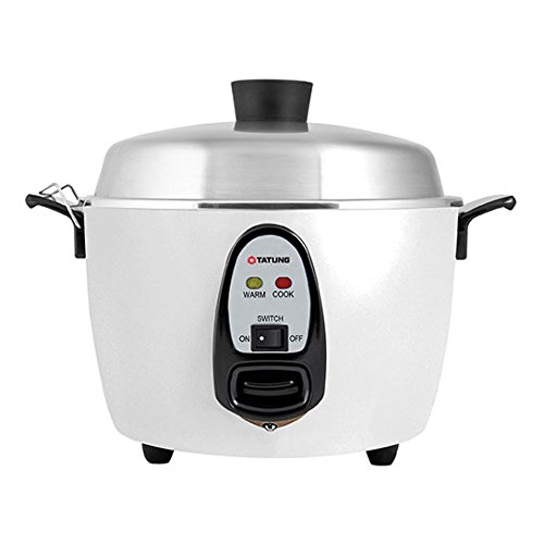 Tatung TAC-6G SF 6 Cup Multi-Functional Rice Cooker White