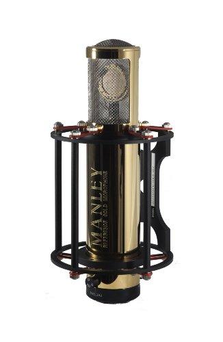 Manley REFGOLD Condenser Microphone, Multipattern