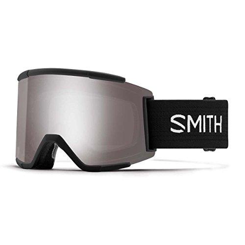 Smith Optics Adult Squad XL Snow Goggles,Black Frame