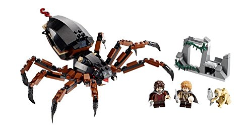 LEGO Lord Of The Rings Shelob - The Lego Spiders Sets Hobbit With