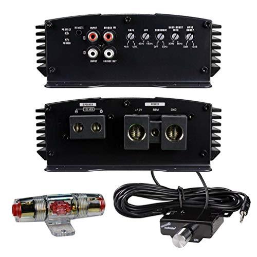 Audiopipe Mini Design Class D 2000w Amplifier 21.5in. x 8.5in. x 4in. by Audiopipe (Image #2)