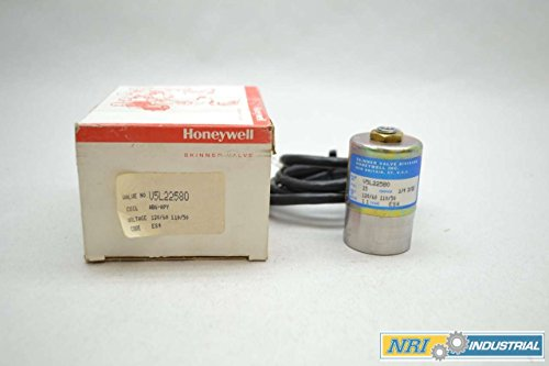Honeywell Skinner Valve - NEW HONEYWELL V5L22580 SKINNER 120V-AC 1/8 IN NPT SOLENOID VALVE D441499