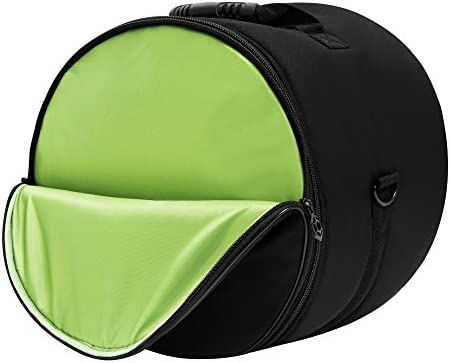 "51e21cbe82f TURTLE GEAR Extra Thick Padded Nylon Drum Case Bag: Floor Tom - 16"" X 16"""