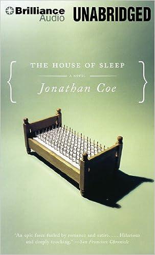 The House of Sleep: Amazon.es: Jonathan Coe, Simon Shepherd ...