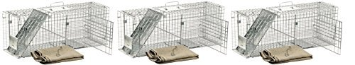- Havahart 1099 Feral Stray Cat Rescue Kit (Pack of 3)
