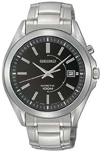 Seiko Men's SKA523 Special Value Kinetic Watch