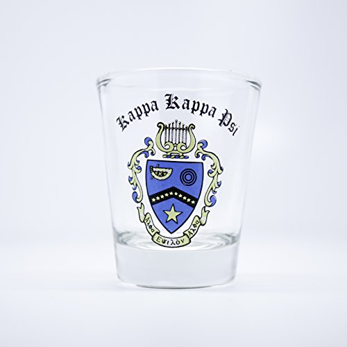 Kappa Kappa Psi Shot Glass ()
