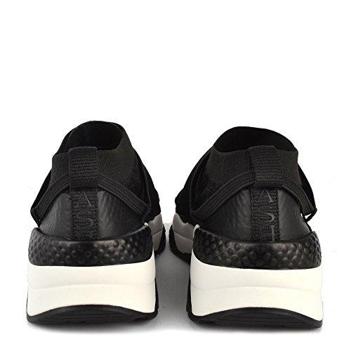 Black Footwear Trainer Ash Moby Black Knit qZxRaS