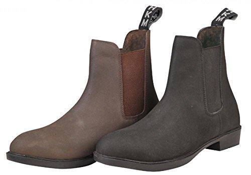 Tuscany Size Brown shoe EU Jodhpur 37 HKM dark boots brown size nubuck q0tnfxwpgF