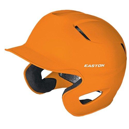 Easton Stealth Grip Batting Helmet, Orange